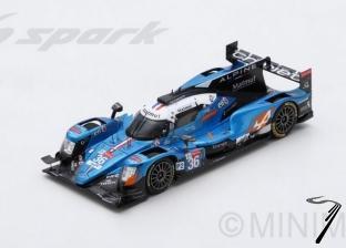 Alpine A470 Signatech #36  1er LMP2  24H du Mans  1/43