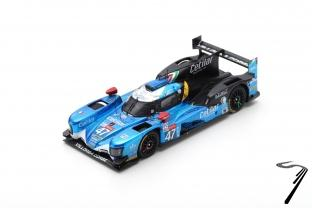 Dallara P217 #47  19ème 24H du Mans  1/43