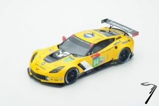 Chevrolet C7.R #64  24H du Mans  1/43
