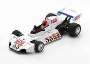 Brabham BT44B #33 Essais GP Suède  1/43