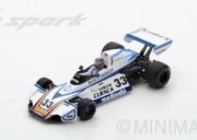 Brabham BT44B GP Espagne  1/43