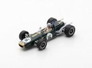 Brabham BT49 - 1er GP Pays Bas  1/43