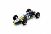 Lotus 25 #3  GP Allemagne  1/43