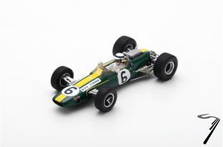 Lotus 33 #6 GP Canada  1/43