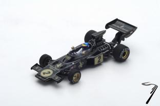 Lotus 72E 1er GP France  1/43