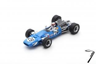 Matra MS10 3ème GP France  1/43