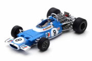 Matra MS80 GP Monaco - 3eme aux essais qualif  1/43