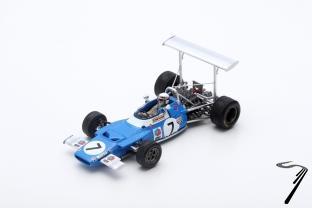 Matra MS80  1er GP Espagne  1/43