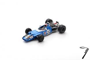 Matra MS80 - 1er GP Italie  1/43