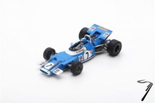 Matra MS80 2eme GP France - circuit de Charade  1/43
