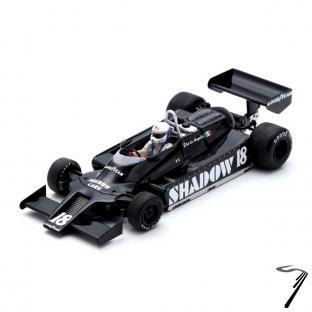 Shadow DN9  4ème GP USA  1/43