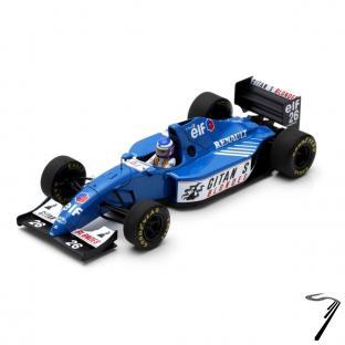 Ligier JS39B  12eme GP Canada  1/43
