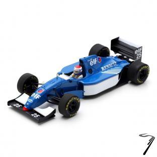 Ligier JS39B GP France  1/43