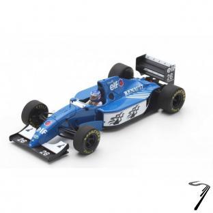Ligier JS39B  2eme GP Allemagne  1/43