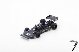 Williams FW04  9eme GP Brésil  1/43