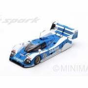 Toyota TS010 #33 2ème 24H du Mans  1/43