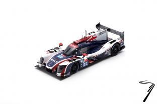 Ligier JS P217 #22  9eme 24H du Mans  1/43