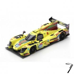 Ligier JS P217 #49  24H du Mans  1/43