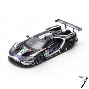 Ford GT #66  25eme 24H du Mans  1/43