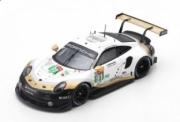 Porsche 911 RSR #91  21eme 24H du Mans - 2eme LMGTE  1/43