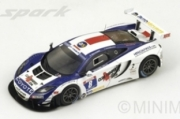Mac Laren MP4-12C Loeb Racing #8 GT tour  1/43