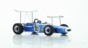 Matra MS7 2ème GP de Pau F2 (300 ex)  1/43