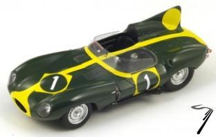 Jaguar D #1 GP Japon  1/43