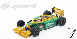 Benetton B139B 1er GP Portugal  1/43