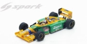 Benetton B139B 1er GP Portugal  1/43