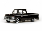 Ford . Cab Pick Up blak 1/18