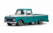 Ford . Cab Pick Up vert / blanc 1/18