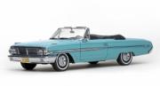Ford . 500 cabriolet vert 1/18