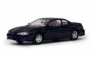 Chevrolet . SS blue 1/18