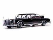 Mercedes 600 Landaulet Black  Landaulet Black 1/18