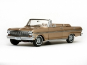 Chevrolet . convertible metallic brown 1/18