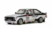 Ford Escort RS1800 1er rallye Portugal  1/18