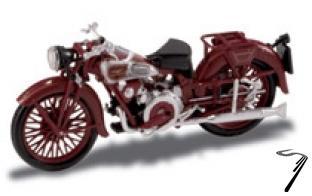 Moto Guzzi GTS 500  1/24
