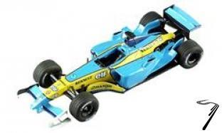 Renault R23 GP Espagne  1/43