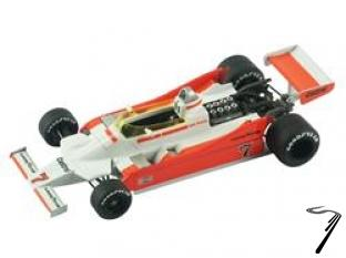 Mac Laren M 28C Ford GP Monaco  1/43