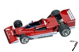 Brabham BT45C Alfa Romeo GP Argentine  1/43