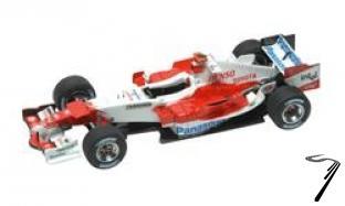 Toyota TF105 GP Malaisie  1/43