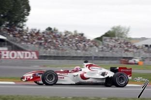 Super Aguri Honda SA05 GP Canada  1/43
