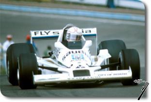 Williams FW06 Ford 2ième GP USA Est  1/43