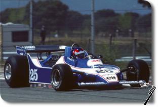 Ligier JS11 Ford 1er GP Argentine et Espagne  1/43