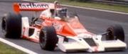 Mac Laren M26 Ford 1st Japan GP  1/43
