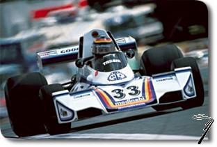 Brabham Ford BT44b GP Espagne  1/43