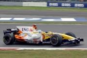 Renault R28 1er Alonso  1/43