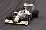 Brawn GP Mercedes BGP001 Italian/Brazilian GP - F1 World Champion  1/43