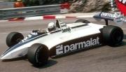Brabham BT49D Winner GP Monaco  1/43