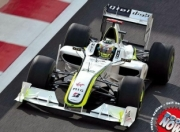Brawn BGP001 GP Abu Dhabi - Brawn GP Last Race  1/43